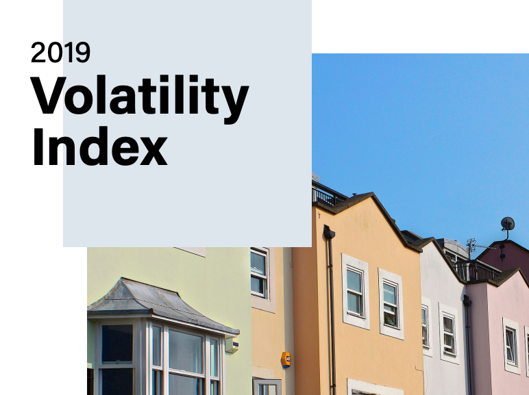 Unison Releases Benchmark Volatility Index for Single Family, Owner-Occupied Homes