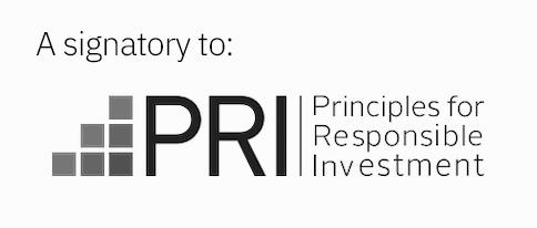 A signatory to PRI