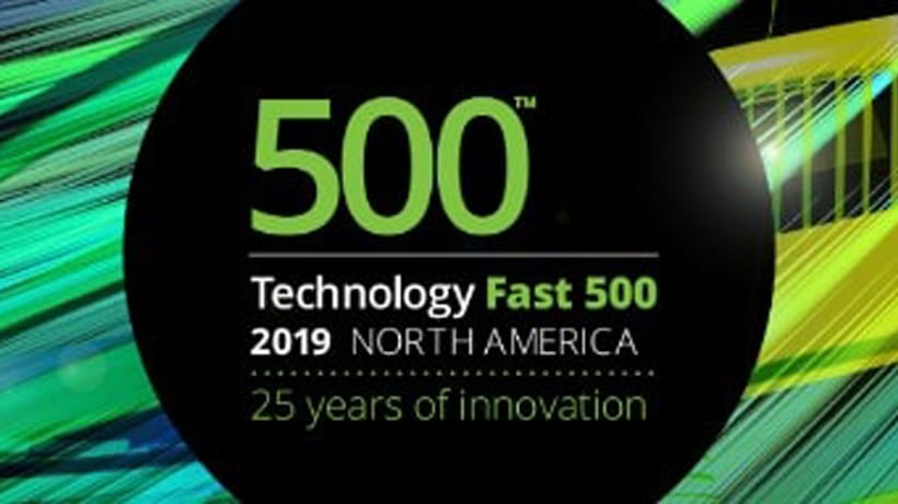 Unison Named to Deloitte's 2019 Technology Fast 500™, Recognized as One of the Fastest Growing Companies in North America